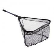 ELECTROPRIME® Foldable Fishing Landing Net Boating Lightweight Telescopic Fish Keeper Nets