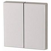 Capac Buton dublu - Argintiu lucios ^/v CWIZ-02/53 EATON