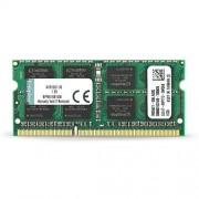 Kingston ValueRAM KVR16S11/8 8 GB, DDR3 non-ECC CL11, SODIMM 204-pin, 1,5 V