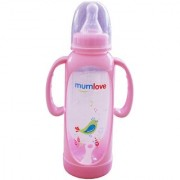 Toys Factory Styles Baby Feeding Bottle Mumlove 250 ml Pink