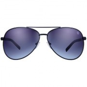 Tom Martin Black Uv Protection Aviator Women Sunglasses