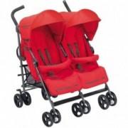 Cam Twin Flip - Passeggino Gemellare Rosso