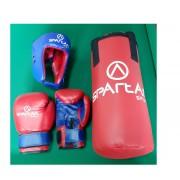 Set box rosu Spartan
