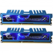 Memorie GSKill RipjawsX Blue 8GB DDR3 2133 MHz CL9 Dual Channel Kit