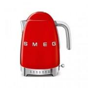 SMEG Bollitore A Temperatura Variabile 50's Style Rosso Klf04rdeu