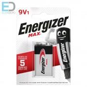 Energizer Max 9V 6LR61 NEW BL1