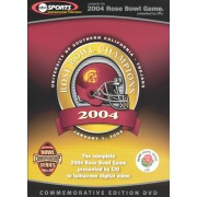 The 2004 Rose Bowl Game Presented by Citi [Commemorative Edition] [DVD] [2004]