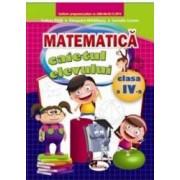 Matematica cls 4 - Caiet - Tudora Pitila Cleopatra Mihailescu Camelia Coman