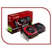 Видеокарта MSI GeForce GTX 1080 Ti 1569Mhz PCI-E 3.0 11264Mb 11016Mhz 352 bit DVI 2xHDMI GTX 1080 Ti GAMING 11G
