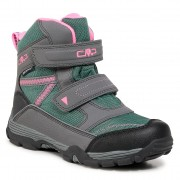 Cizme de zăpadă CMP - Kids Pyry Snow Boot Wp 38Q4514J Graffite/Acqua 14UF
