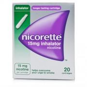 > Nicorette*inal 20fl 1d 15mg