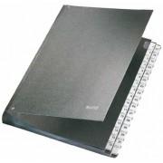 Előrendező, A4, 1-31, karton, LEITZ, fekete (E58310095)