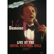 Vic Damone - Live at the Royal Festival Hall 1985 (0690978140497) (1 DVD)