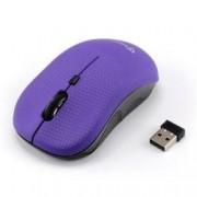 Sbox Mouse Wireless 1600dpi WM-106U Plum Viola