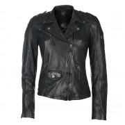 giacca da motociclista Charu LVTW Nero - M0011763