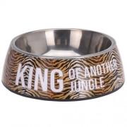 Castron pentru câini Lovely pets King, maro