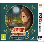 Layton S Mystery Journey Katrielle And The Millionaire S Conspiracy Nintendo 3Ds