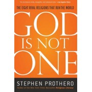 God Is Not One The Eight Rival Religions That Run the World