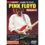 Roadrock International Lick Library: Learn To Play Pink Floyd 2 DVD