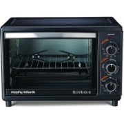 Morphy Richards 18-Litre Besta Black Oven Toaster Grill (OTG)(Black)