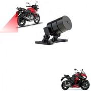 Auto Addict Bike Styling Led Laser Safety Warning Lights Fog Lamp Brake Lamp Running Tail Light-12V For Suzuki GSX S1000f