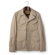 【52%OFF】M-43 比翼 フィールドジャケット ベージュ s ファッション > メンズウエア~~ジャケット