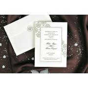 Invitatie nunta cod 30072