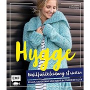 """Buch """"Hygge Wohlfühlkleidung stricken - Pullis, Cardigans und mehr im Oversize-Look"""""""