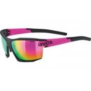 sport ochelari Uvex Stil Sport 113, Negru șah-mat Roz (2316)