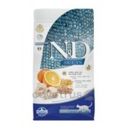 Natural&Delicious N&D LG cat ADULT CODFISH / ORANGE - 5kg