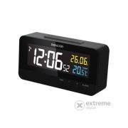 Ceas desteptator digital cu termometru Sencor SDC 4800 B, negru
