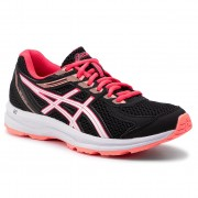 Обувки ASICS - Gel-Braid 1012A629 Black/Sun Coral 001