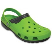 Crocs Men Volt Green/Graphite Sandals