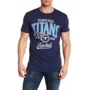 JUNKFOOD Tennessee Titans Kick Off Tee TRNVY