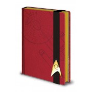 Pyramid Carnet de notes Star Trek Engineering deluxe