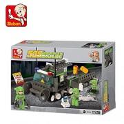 Sluban SOS RESCUE TEAM-159PCS ( M38-B0103 ) (Lego compatible)