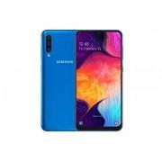 "Samsung Galaxy A50 SM-A505F 16.3 cm (6.4"") SIM Dual 4G Azul 4000 mAh Smartphone (16.3 cm (6.4""), 1080 x 2340 Pixeles, 2.3 GHz, 25 MP, Azul)"
