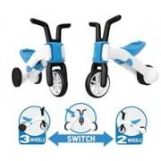 Bunzi Bicicleta De Echilibru 2 In 1,Albastru