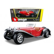 Bburago 1:24 W/B 1932 BUGATTI TYPE 55 Diecast Car