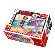 Puzzle Trefl - Minnie Mouse, 54 piese mini (49007)