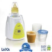 LAICA - BABY LINE - digitális cumisüveg és bébiétel melegítő