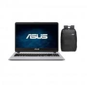 """Asus Laptop Asus X507L Intel Core i3 RAM 8GB DD 1TB W10 15.6"""""""