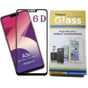 Vinimox 6d tempered glass for Oppo F3S (black)