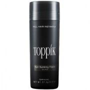 Toppik Hair Building Fiber Black 27.5 New Bottle Hair Fiber For Hair Damage Hair Loss concealer! (BLACK COLOUR)
