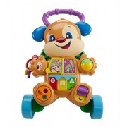 Fisher-Price 900 Frc79 Laugh and Smart Stages Learn Toy with Puppy Walker, Multi-Colour