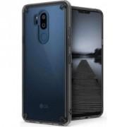 Husa telefon ringke Fusion G7 LG Thinq negru de fum