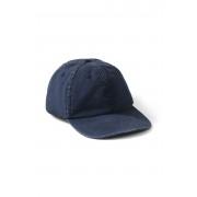 ランズエンド LANDS' END メンズ・キャンバス・ベースボールキャップ(ネイビー)
