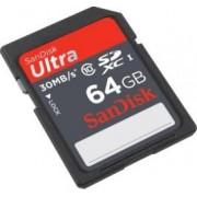 Card de memorie SanDisk SDXC Ultra 64GB Class10