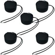 Philips BT40BK/94 Portable Bluetooth Speaker (Black, Mono Channel) (Pack of 5)