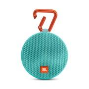 Coluna Portátil JBL CLIP 2 Bluetooth 3W c/ Microfone 8h Verde